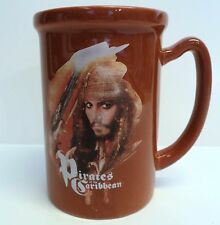 Pirates of the Caribbean Mug Stein - Jack Sparrow Flaming Skull Large