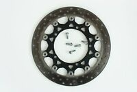 2010 YAMAHA YZF R6 FRONT RIGHT SIDE BRAKE DISC