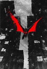 Mark Chilcott Batman Beyond Art Print Poster 13x19 Artwork New Nt Mondo Fine Art