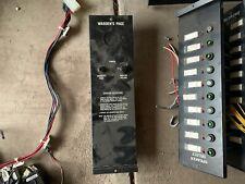 Siemens Cerberus Pyrotronics WPN-301 Fire Alarm Warden's Page Module