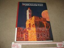Front Page Israel: Modern Israel's Extraordinary History The Jerusalem Post