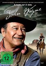 JOHN WAYNE SERIE DE 4 Box 1932-1939 Mann von MONTEREY der FALKE SANTA FE OESTE