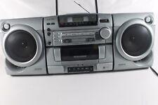 AIWA, CA-D230U, AM/FM stereo radio,CD,cassette boombox. (ref A 270)