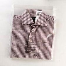 """50 T-Shirt Garment Clear Bags 12"""" x 16"""""""