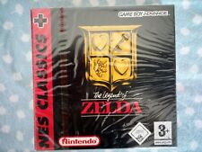 Lote de juegos NES CLASSICS Game Boy Advance LEGEND OF ZELDA GBA PRECINTADO