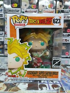 Funko Pop! Vinyl Dragon Ball Z Legendary Super Saiyan Broly #623