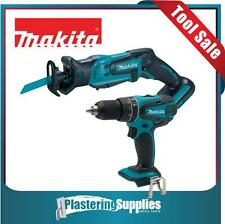 Makita Drill Reciprocating Saw Cordless Compact LXPH01 XRJ01 BARE TOOLS ONLY