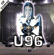 U96 CD Single Love Religion - France (EX/EX)