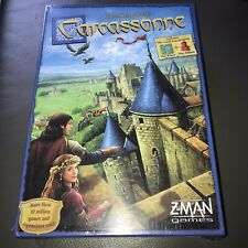 New Carcassonne Board Game Includes the Mini Expansions - The River & The Abbot