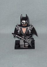 NEW LEGO GLAM METAL BATMAN MINIFIGURE, BATMAN MOVIE SERIES 71017