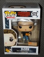 Funko Pop! ELEVEN with Chicago Outfit Stranger Things #572 Box Lunch Exclusive