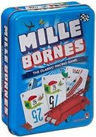 Asmodee Games: Mille Bornes - The Classic Racing Game (New)