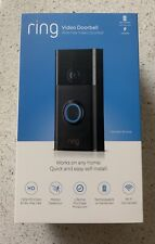 Ring Wi-Fi Enabled Video Doorbell in Ventian BRONZE BRAND NEW Factory Sealed