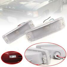 FRONT BUMPER LAMP LIGHT WHITE FOR TOYOTA HILUX PICKUP MK3 LN85 89 1989-1997