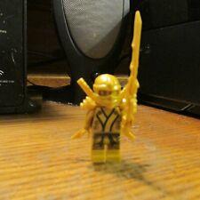 Lego Ninjago Minifig Lloyd Golden Ninja Final Battle Minifigure 71239 70505