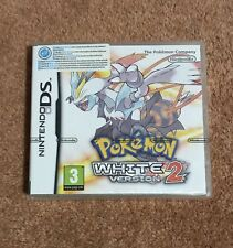 Pokemon: White Version 2 - Nintendo DS - 2012 - New & Sealed