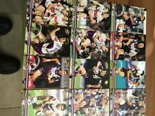 Melbourne Storm Set Modern (1970-Now) NRL & Rugby League Trading Cards
