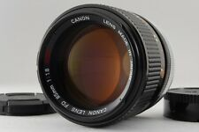 【Excellent+++++】 Canon FD 85mm f/1.8 S.S.C. MF Lens Portrait Prime from Japan