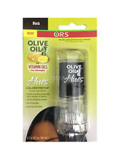 ORS Olive Oil Hues Colorstretch Touch Up Stick Haircolor Cover Gray Black 0.3oz