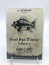 The Trout Bum Diaries Volume 2 Patagonia Kiwi Camo New Zealand Dvd 2007