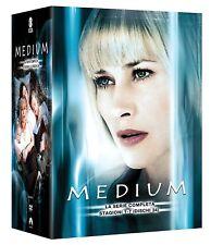 Dvd MEDIUM - Collezione Completa (34 Dischi) Serie Tv .....NUOVO