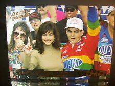 Jeff Gordon Brooke #24 Dupont Action Packed 1994 Card #103 Busch Clash Winner