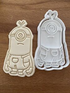 Minion (3) Cookie Cutter