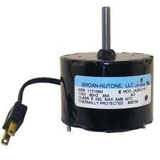 Nutone 26754SER Replacement Motor for  8110 8130 8170 8190 8490 JA2M0121 JA2M357