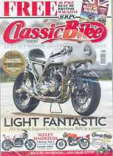 CLASSIC BIKE- October 2016- (NEW)*Post Included To UK/Europe/USA/Canada