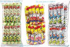 UMAIBO Lots 90 bars 3 kinds Corn potage Teriyaki burger Sugar rusk Japan F/S
