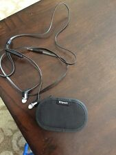 Klipsch In-Ear Headphones/Earbuds - R6I with Klipsch case Bllack & Silver