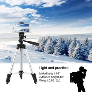 Lightweight  portable SLR Support Bluetooth Camera Tripod For Mobile Smartphones