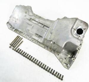 07-16 BMW 135i 335i Z4 (E87 E89 E90) 3.0L TWIN TURBO ENGINE MOTOR OIL FLUID PAN
