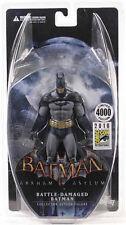 DC DIRECT_Arkham Asylum Collection_Battle-Damaged BATMAN action figure_Exclusive