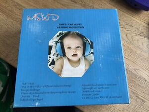 Kids Ear Defenders Earmuff Noise Reduction Protectors Muff Children Baby Child