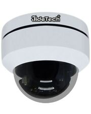 HD 1080P PTZ POE IP Dome Camera 4X Optical Pan/Tilt/4X Motorized Zoom 360Outdoor