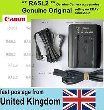 Genuino Original Cargador Canon CA-930 + DC-930, Eos C100 XF300 BP-975