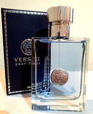 Versace Pour Homme Eau De Toilette 100ml Mens Aftershave