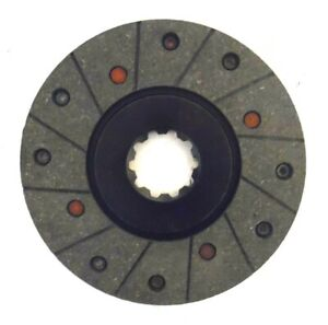 165mm BRAKE DISC; SUITABLE FOR INTERNATIONAL TRACTORS (various, see listing)