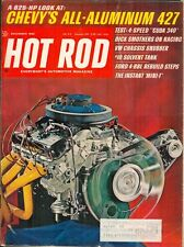 1968 Hot Rod Magazine: 4-Speed 'Cuda 340/Dick Smothers/VW Chassis/Ford 4-BBL
