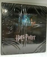 Harry Potter Goblet of Fire Update Trading Card Binder Album with Promo Cards