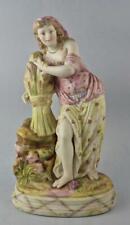 Antique French Bisque Paris Porcelain Nude Lady Figurine19C Possible Vion Baury