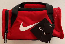 New listing Nike Volt Red Mini Insulated Duffel Bag Lunch Tote School Office
