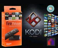 New Amazon Firestick Fire Tv Stick w Alexa Remote Netflix 1080p Android Box
