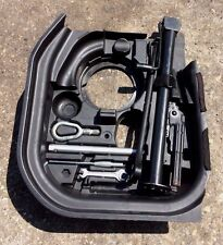BMW E36 318ti 323ti Compact Spare Tire Tool Kit Hatchback Only Jack, Tow Hook