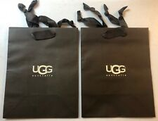 UGG Australia Brown Paper Bag Shopping Gift Bag 10 X 8 Free Ship 4 BAGS