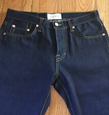 Simon Spurr No. 02 Denim jeans sz33 X34Made In USA New Without Tag