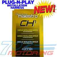 CH1 iDATALINK MAESTRO HRN-RR-CH1 / FOR SELECTED CHRYSLER DODGE INSTALL HARNESS