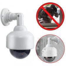 Dummy Kamera Attrappe mit Objektiv Speed Dome mit blinkender LED hochwertig