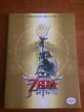 "The Legend of Zelda Skyward Sword PRIMA GUIDE ""Premiere Edition"". NEW!!!"